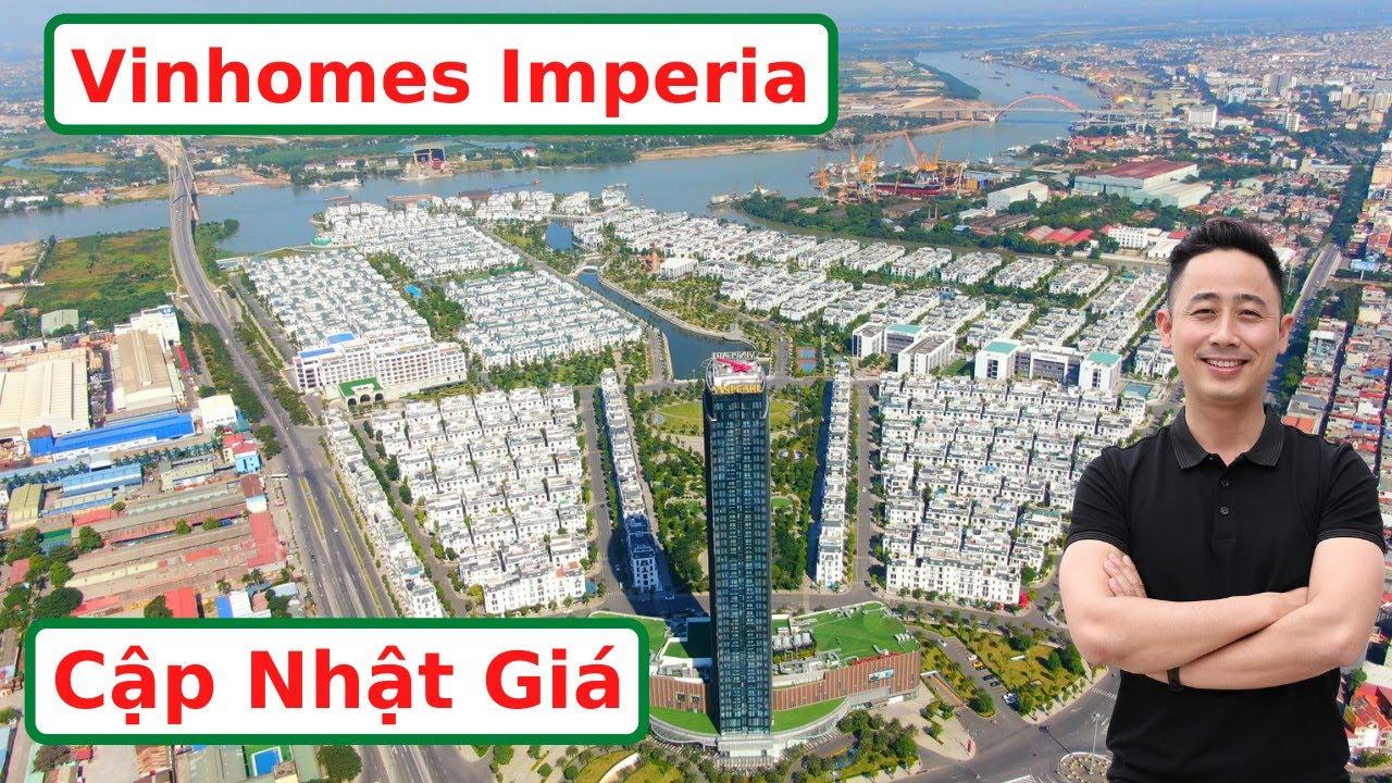 Cập Nhật Mới Nhất Giá Bán Vinhome Imperia Hải Phòng | Nhà Đất Chính Chủ Hải Phòng