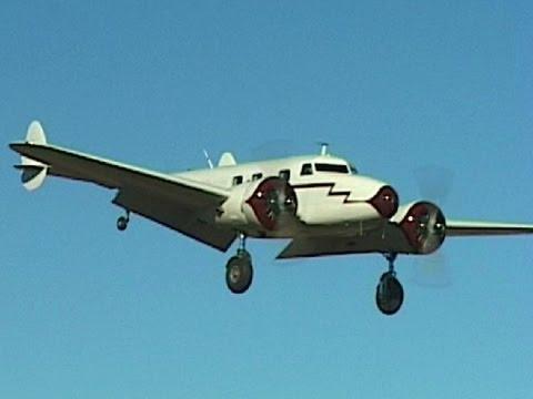 Lockheed Electra 12a Junior