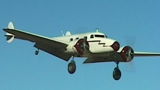 Lockheed Electra 12a Junior