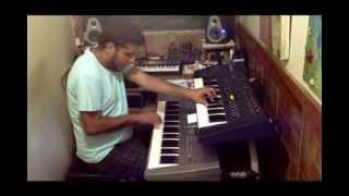 Funky Jam II - Korg Trinity Plus / Roland JP-8000 / Korg MicroKorg XL