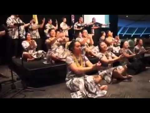 Niue Youth Network Dance