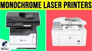 7 Best Monochrome Laser Printers 2019