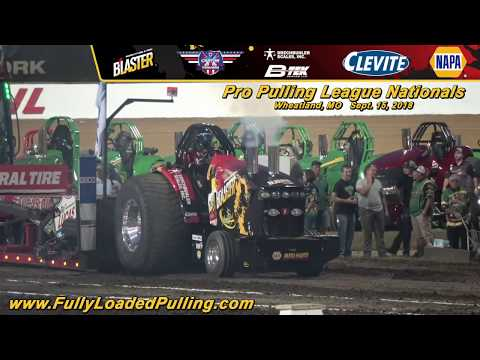 Fully Loaded 2018: Pro Pulling Nationals - Lucas Oil Speedway