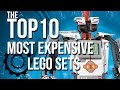 Top 10 Most Expensive Lego Sets