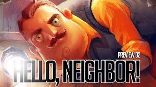 HELLO NEIGHBOR PREVIEW #002 - Schlüsselkind