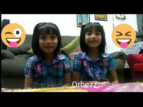 Unboxing Toys ORBEEZ (Malaysia) #ByTwins Adlyn & Adriana