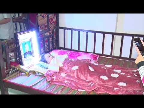 Bà Nguyễn Thị Nhị Hưởng Thọ 87 Tuổi