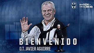 Javier Aguirre nos cuenta de la experiencia que ha adquirido en el extranjero y la visión que tiene sobre el Club de Futbol Monterrey  #JavierAguirre #Rayados #Monterrey #Entrevista