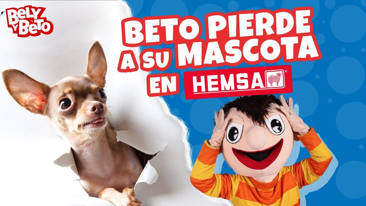 BETO Pierde a su Mascota en HEMSA - Bely y Beto