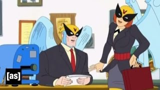 Harvey Birdman | Harvey Birdman, Attorney At Law | Adult Swim