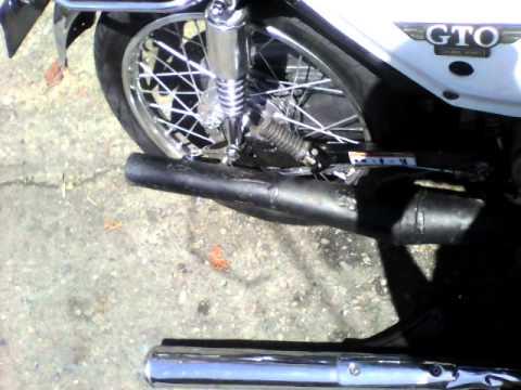 Kawasaki GTO 125 110