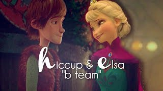 "Hiccup & Elsa || ""I never fell before..."""