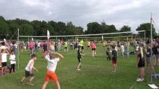 Open volleybaltoernooi Lemelerveld 2016