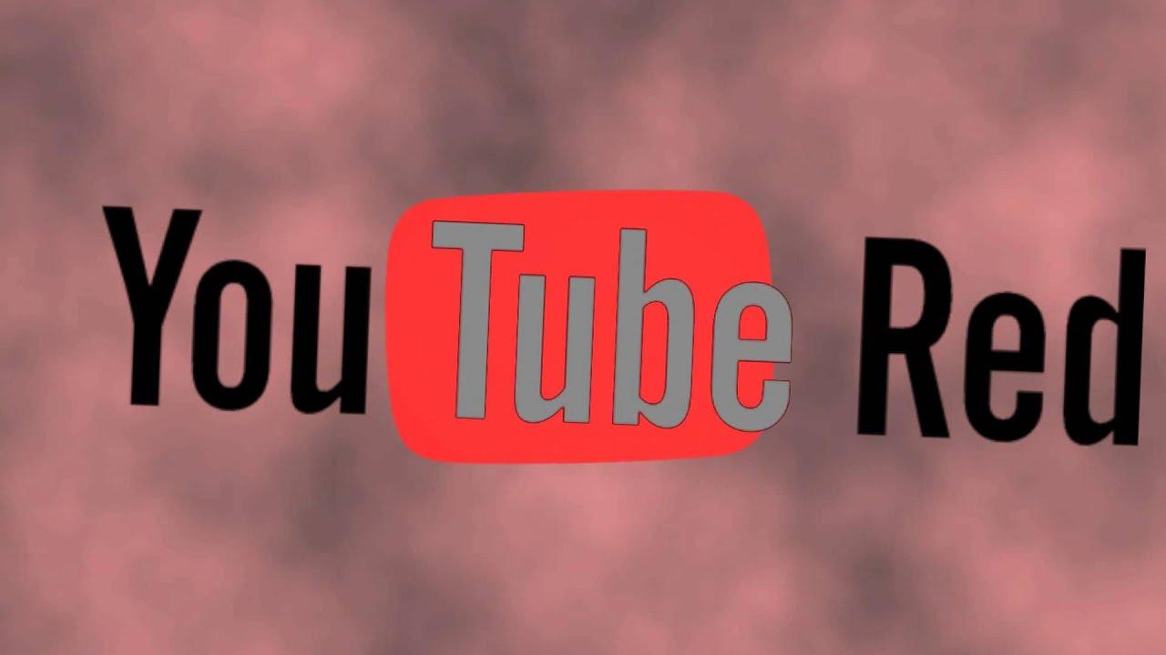 Youtube Red Logo Youtube