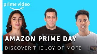 AMAZON PRIME DAY - 15-16 July 2019 | Discover The Joy of More