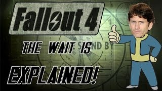 Todd Howard Explains The Wait For FALLOUT 4