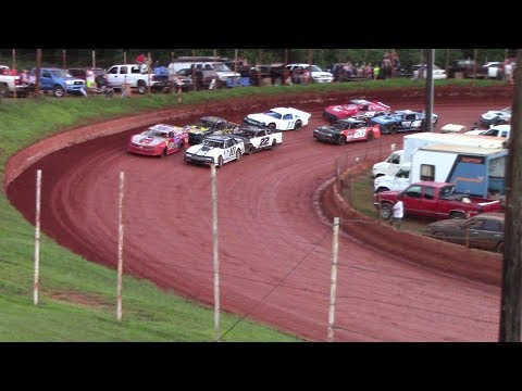 Winder Barrow Speedway Modified Street Race 9/1/18