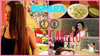 MASCARILLAS CASERAS PARA EL CABELLO ❤  | FÁCIL | Priscila Thumbnail