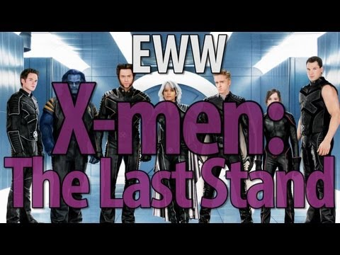 Everything Wrong With X-Men: The Last Stand In 9 Minutes Or Less poster