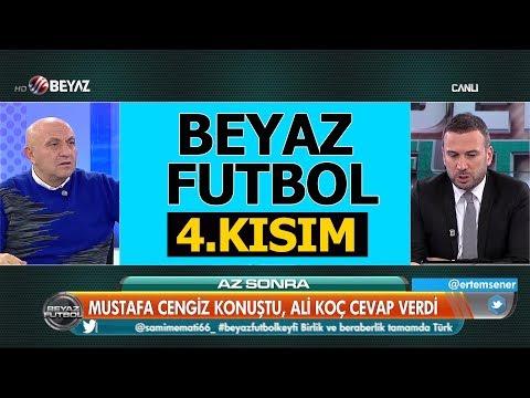 (..) Beyaz Futbol 17 Kasım 2018 Kısım  4/4 - Beyaz TV