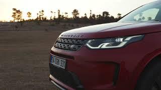 Discovery Sport. Çok Yönlü Kompakt SUV | Land Rover Türkiye