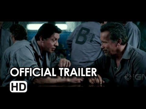 Escape Plan Official Trailer #1 (2013) - Arnold Schwarzenegger, Sylvester Stallone Movie HD