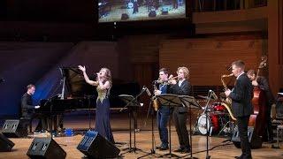 Виктория Каунова и Илья Морозов на фестивале Очарование джаза   2017