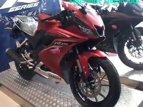 Review yamaha all new r15 v3 sudah nongkrong di salah satu for Yamaha r15 v3 price philippines