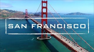 San Francisco, California | 4K Drone Footage