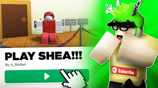 A FAN Made a ROBLOX Game for ME?