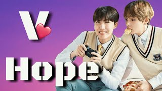 BTS VHope No Stopping Love