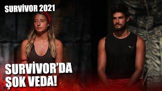 SURVİVOR'A VEDA EDEN İSİM! | Survivor 2021