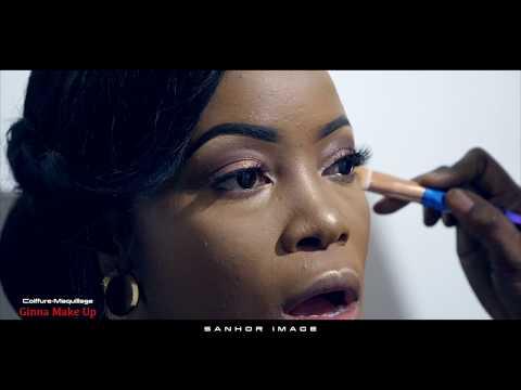 Sandra Mbuyi - mariage coutumier