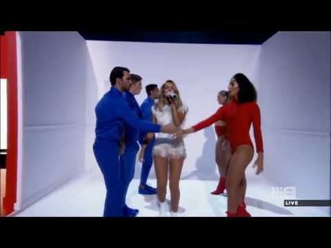 Shannon Holtzapffel choreography The Voice AU S07E18 Jacinta   Shake it off streaming vf