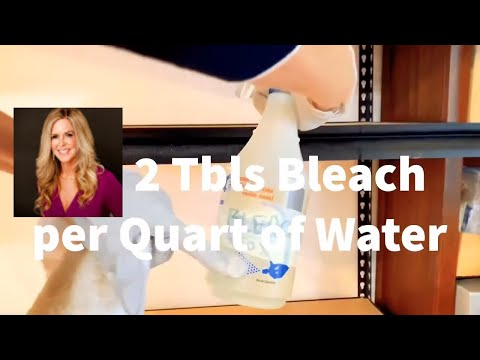 how-to-disinfect-spray-and-disinfectant-cleaner-recipe-and-preparedness-tips-|-how-to-organize