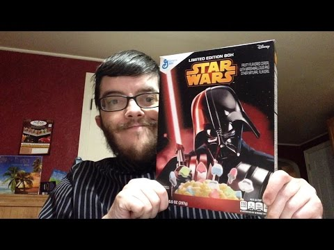 Review: Star Wars General Mills Cereal