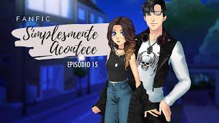 Fanfic Amor Doce - Simplesmente Acontece - Episódio 15 [Castiel]