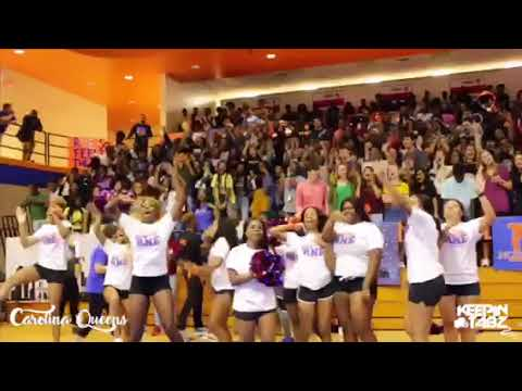 The Mix Mob - Richland Northeast High School 2k18 Back 2 School Pep Rally