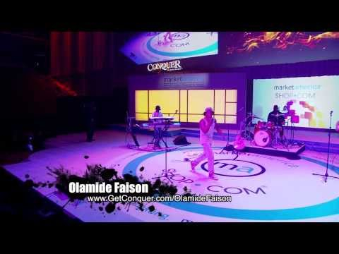 Olamide Faison  My Life Live at 2013 Market America International Convention