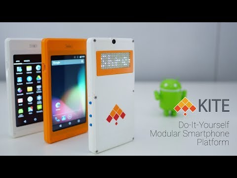 Build Your Own Smartphone with iSquare Mobility's DIY Kite Kit
