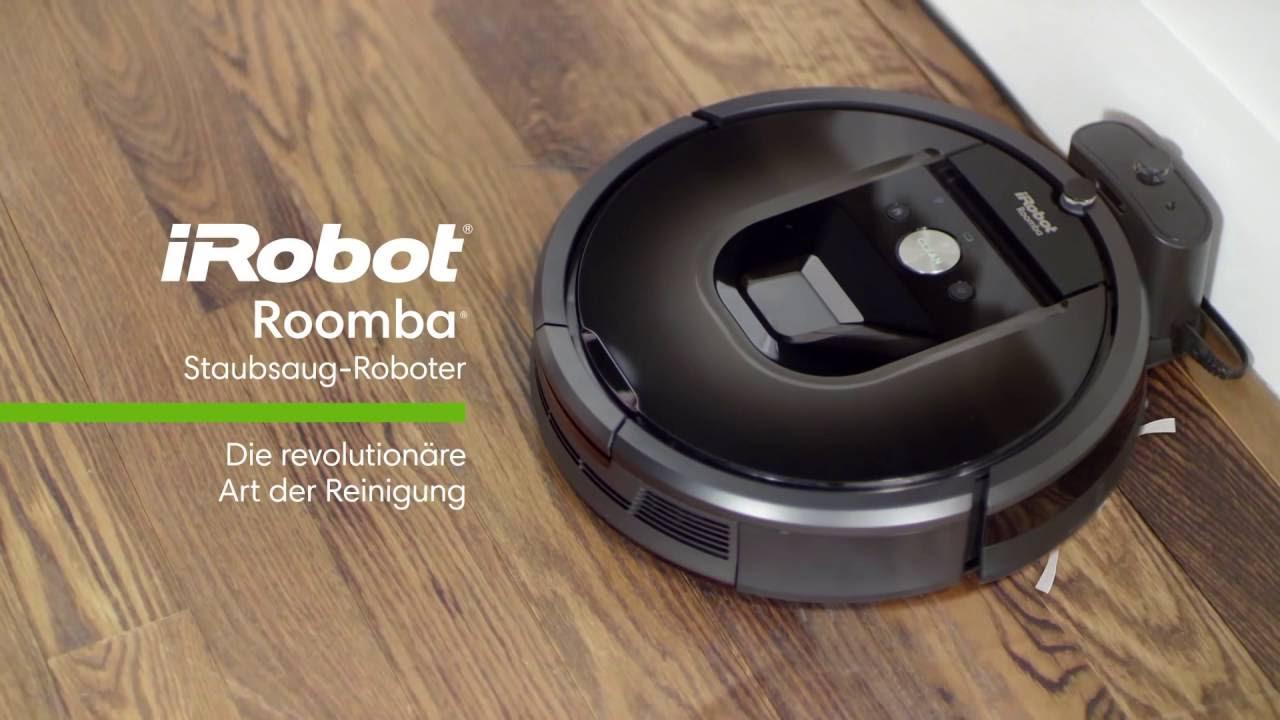Kết quả hình ảnh cho iRobot Roomba 980