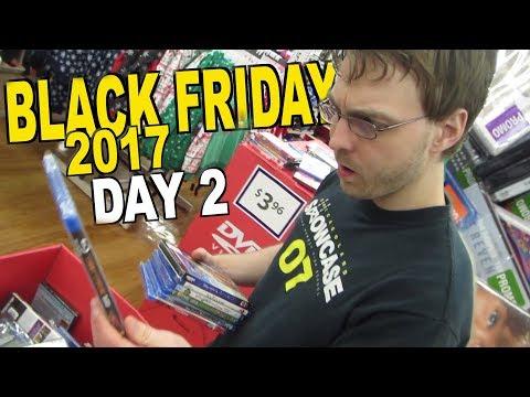 Black Friday 2017 (Day 2) w/Blu-ray Haul