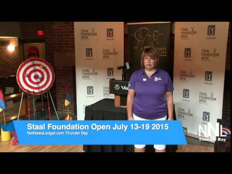 Staal Foundation Open Press Conference