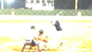baseball umpire does karate