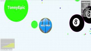 TEAM WILLYREX!! - AGAR.IO