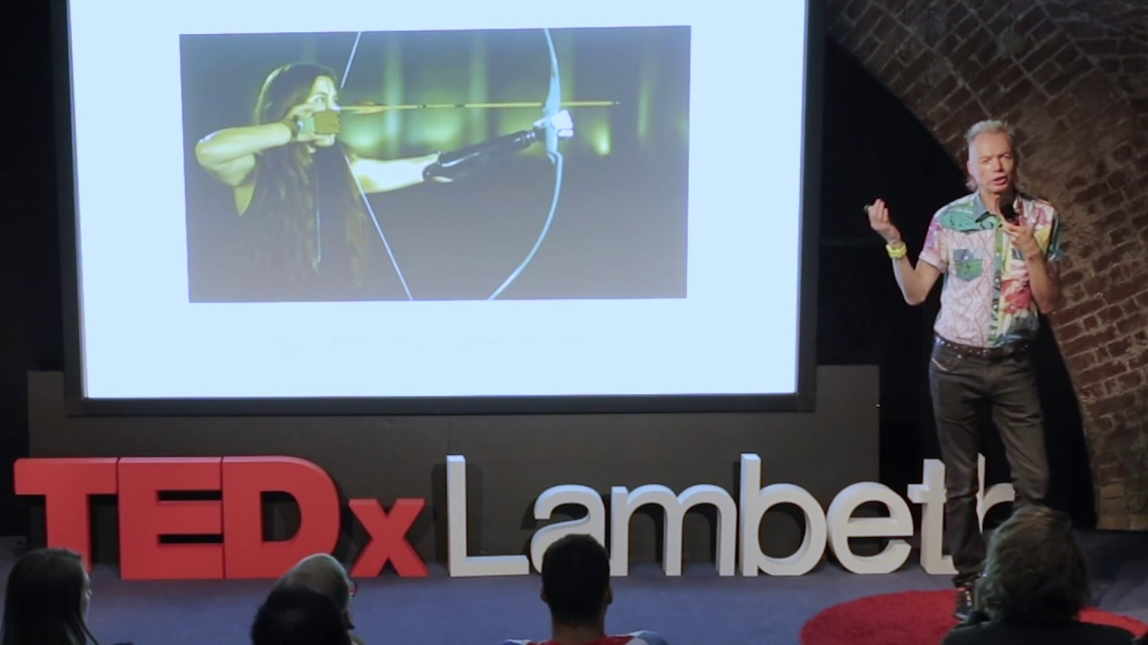 Extended You | Professor Andy Clark | TEDxLambeth