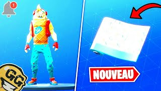 HOW TO THE NEW SKIN P'TIT CORNET ON FORTNITE