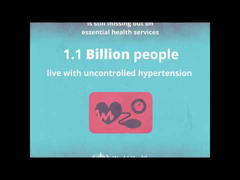 Essential health services - at least half the world still missing out