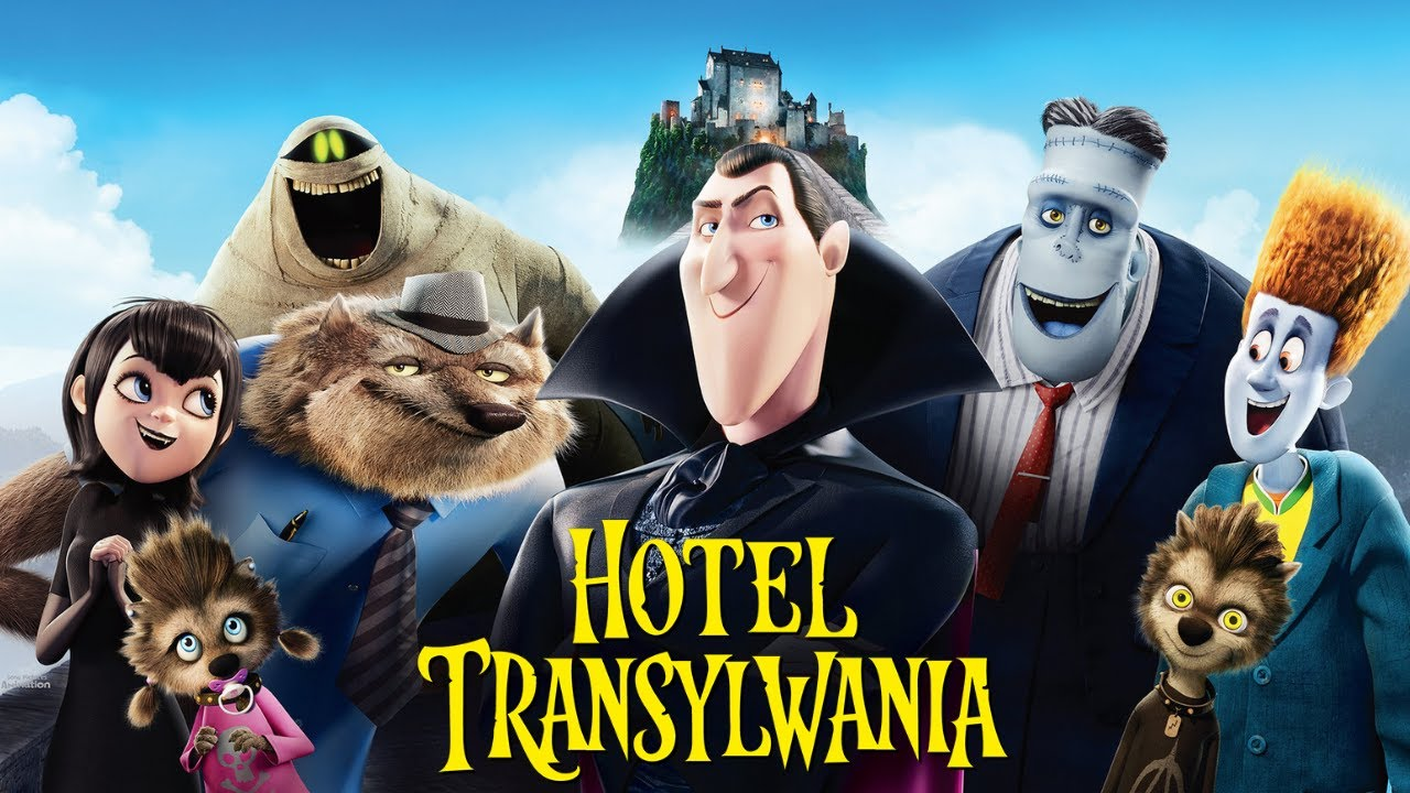 Hotel Transylvania (2012) Explained In Hindi | Pratiksha Nagar