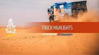 Dakar 2020 - Truck Highlights